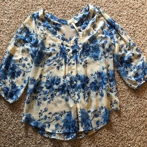 LC floral top